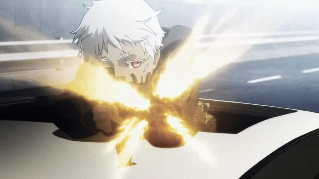 Jormungand Review | Anime Amino